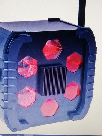 Efekt świetlny TRI PHASE American DJ + sterownik
