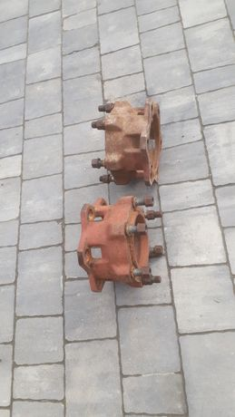 Adapter Dystans poszerzenia kół przód ciągnik Renault Carraro sprzęgi