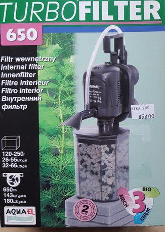 Filtr wewnetrzny Turbofilter 650