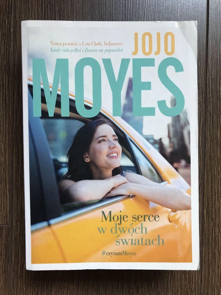 Moje serce w dwóch światach Jojo Moyes