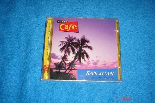 Music Cafe - San Juan