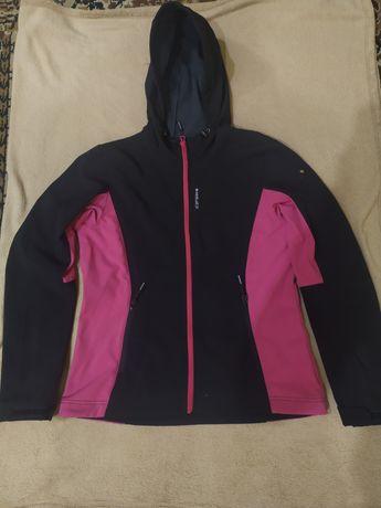 Куртка з флісом Icepeak the north face, columbia, nike