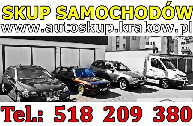 Auto SKUP AUT po 2003r Skup Samochodów całych i uszkodzonych - GOTÓWKA
