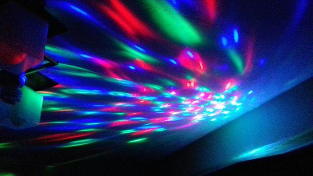 żarówka disco led