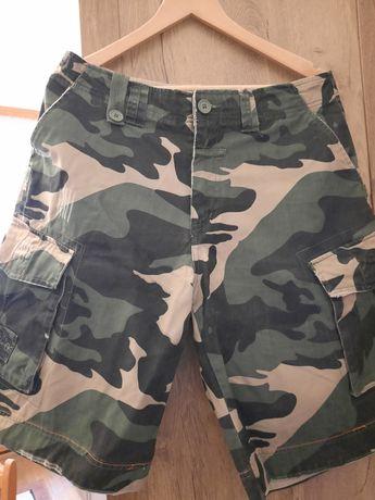 Spodnie krótkie Moro  r.32