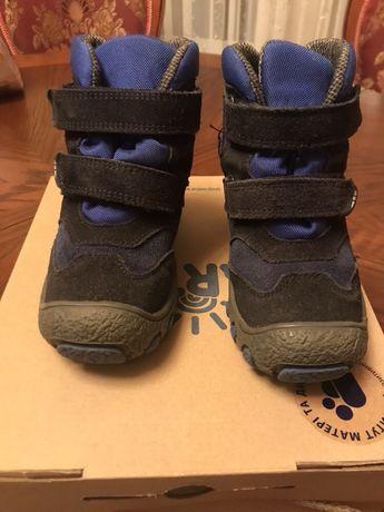 Ботинки зимние Бартек 24 размер