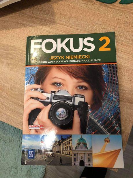 Fokus 2, język niemiecki podrecznik