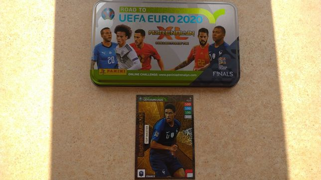 Karty Panini Adrenalyn XL Road to Euro 2020 Top Master