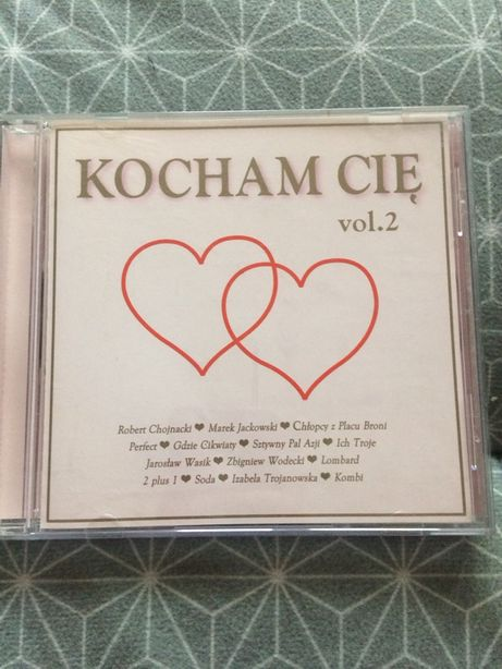 Kocham Cię vol. 2 CD