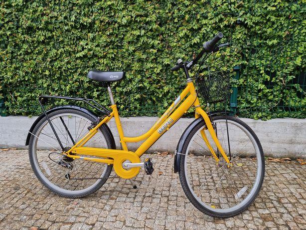 Bicicleta de senhora Berg