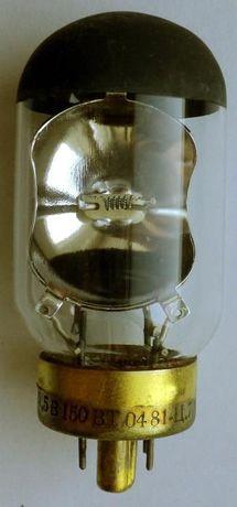 Электролампочка К 21-150, 21,5 В, 150 Вт к кинопроектору