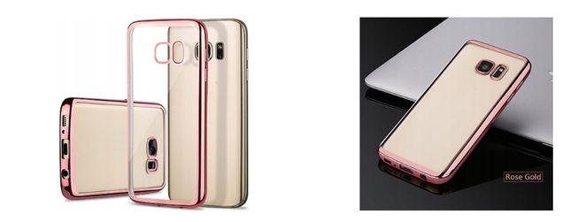 Etui Samsung Galaxy S7 edge Rose i Gold