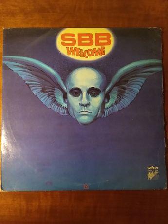 SBB - WELCOME | Płyta Winylowa