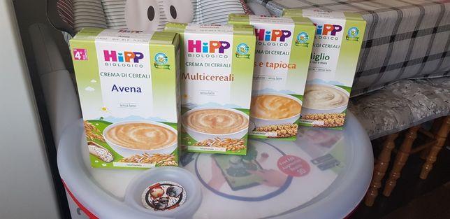 Каші фірми Hipp безмолочні