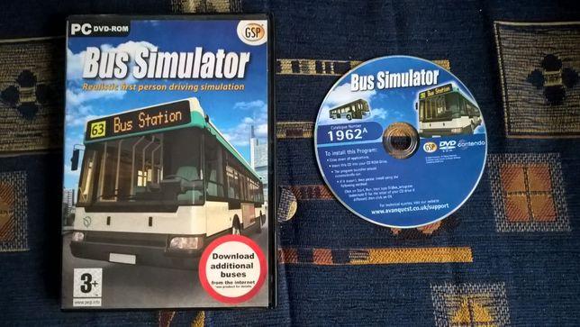 Bus Simulator 2008 Gra Na PC