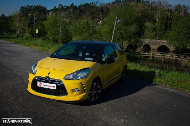 Citroën DS3 1.6 BlueHdi Sport Chic GPS+PELE