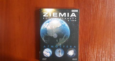 Ziemia potęga planety - Atmosfera - film dokumentalny na DVD