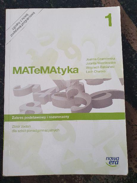 MATeMAtyka 1 zbiór zadań dla szkół ponadgimnazjalnych