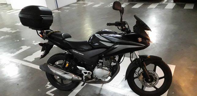 Moto Honda 125 CBF