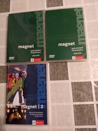 Filmy na CD z serii Magnet