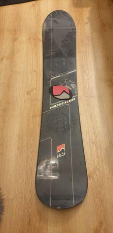 Deska snowboardowa Nidecker 163