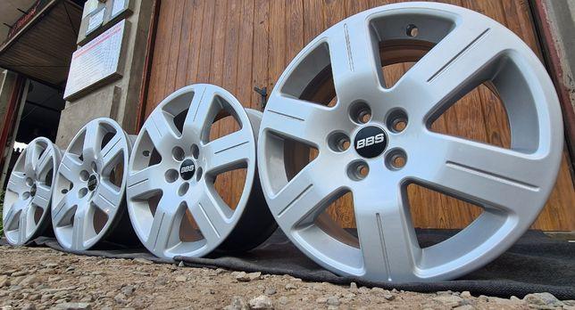 Nowe felgi BBS 16'' 5x100 Audi; Volkswagen; Skoda; Toyota