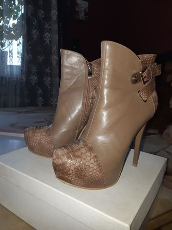 Осенние ботиночки. 150 грн