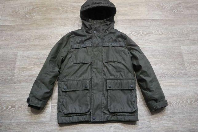 Демисезонная куртка next, на мальчика 7 лет, рост 122