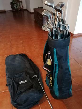 Kit completo de golfe