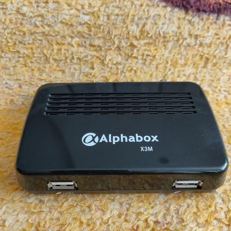 Alphabox x3m приставка