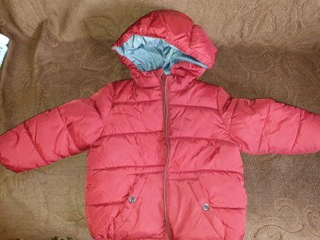 Zimowa kurtka Zara 98