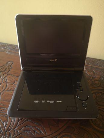 Leitor de DVD com USB