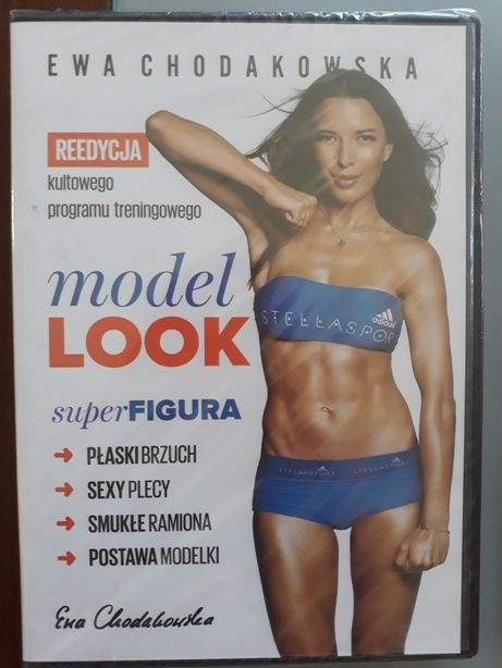 Ewa Chodakowska- model look