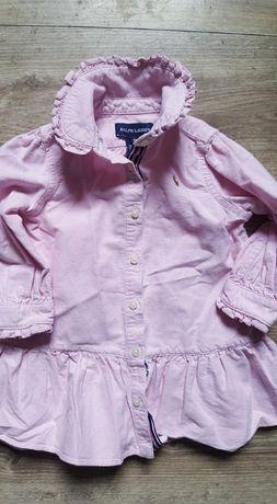 Ralph Lauren - sliczna sukienka- 9m