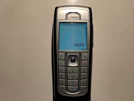 Oryginalna Nokia 6230i. Jak Nowy