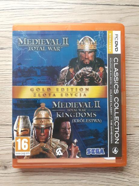 Gra na PC: Medieval II Total War Złota Edycja