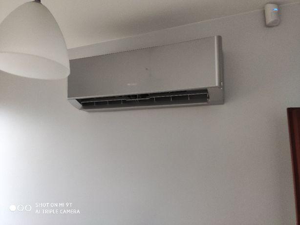 montaż serwis klimatyzacji Ogrzewanie pompa ciepła układy Vrf