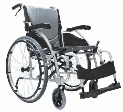 Wózek inwalidzki Karma S-ergo 115 silver