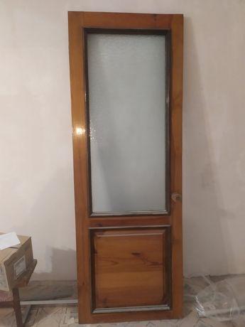 Дверь внутренняя ручной работы