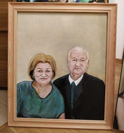 Malowanie portretów i obrazów