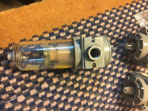 Filtr Powietrza dokładny do instalacji