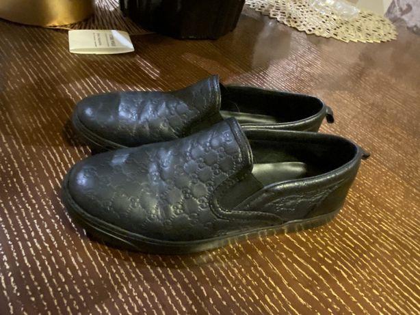 Слипоны, туфли, кросовки Gucci, 31 размер
