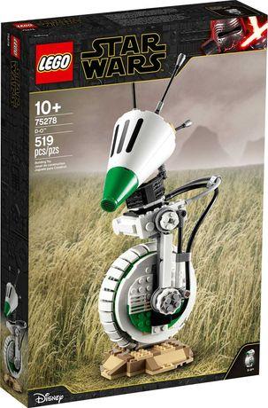 LEGO 75278 Star Wars - D-O