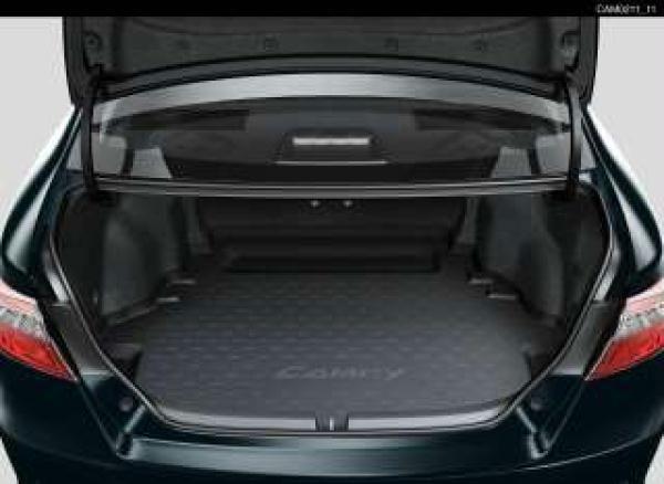 ковер багажника Камри 50