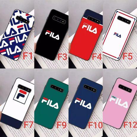 FILA etui case Samsung Galaxy S10 Plus Lite S20 Plus Ultra S8 S9 Plus