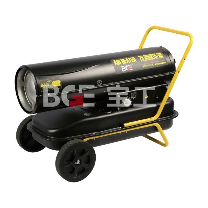 Дизельная тепловая пушка BGO 1401 на 50 кВт Житомир - изображение 1