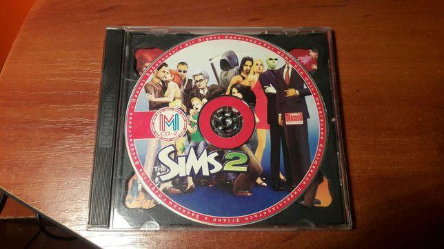 Гра комп'ютерна Sims 2 для PC игра компьютерная Симс 2