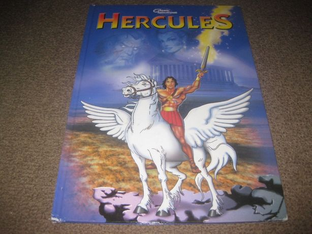 "Livro ""Hercules"""