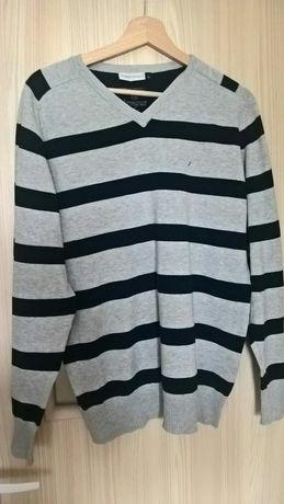 Sweter męski marki Angelo Litrico, rozmiar L, nowy