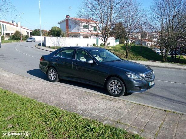 Mercedes-Benz E 350 BlueTEC Elegance BE
